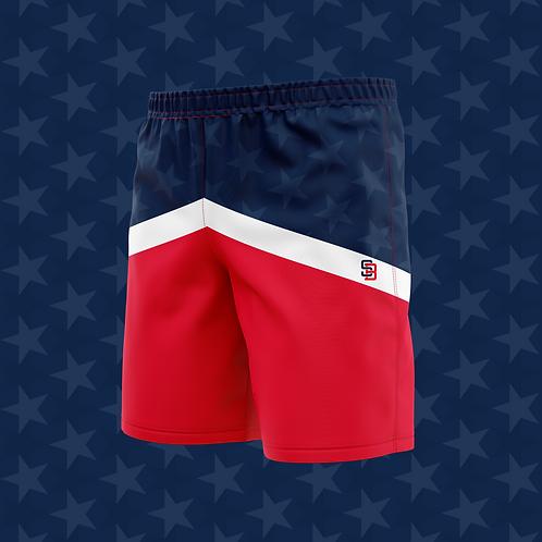 USA SB Board Shorts