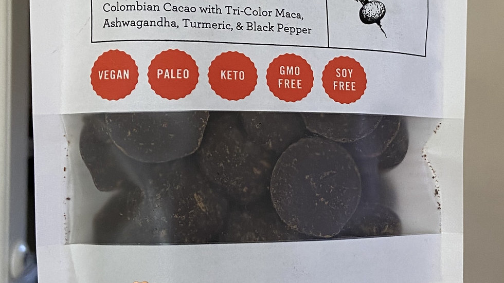 Vibrant Vitality Enhanced Ceremonial Cacao