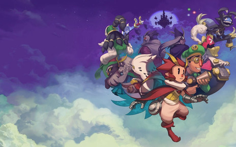 Cover image of the game Owlboy