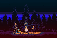 Review of the game Shovel Knight
