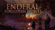 Cover art for the game Enderal: Forgotten Stories with logo