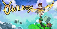 Cover art of the game Owlboy with logo