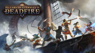 Cover art of the game Pillars Of Eternity 2: Deadfire with logo