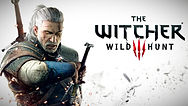 Cover image of the game The Witcher 3: Wild Hunt with logo