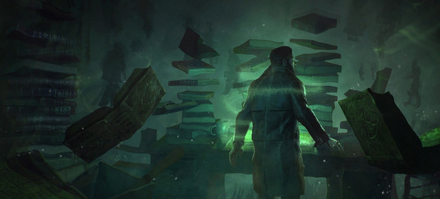 Art of the game Call of Cthulhu