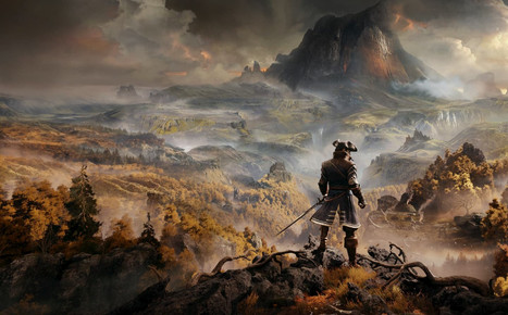 Cover art of the game GreedFall