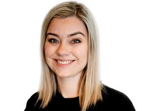 """Hør vår psykolog Danielle Legland som gjest i podcasten """"Magefølelsen"""""""