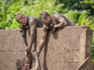 GO NUTTS BELFAST MUD RUN