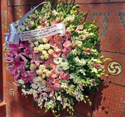 Large Wreath $400