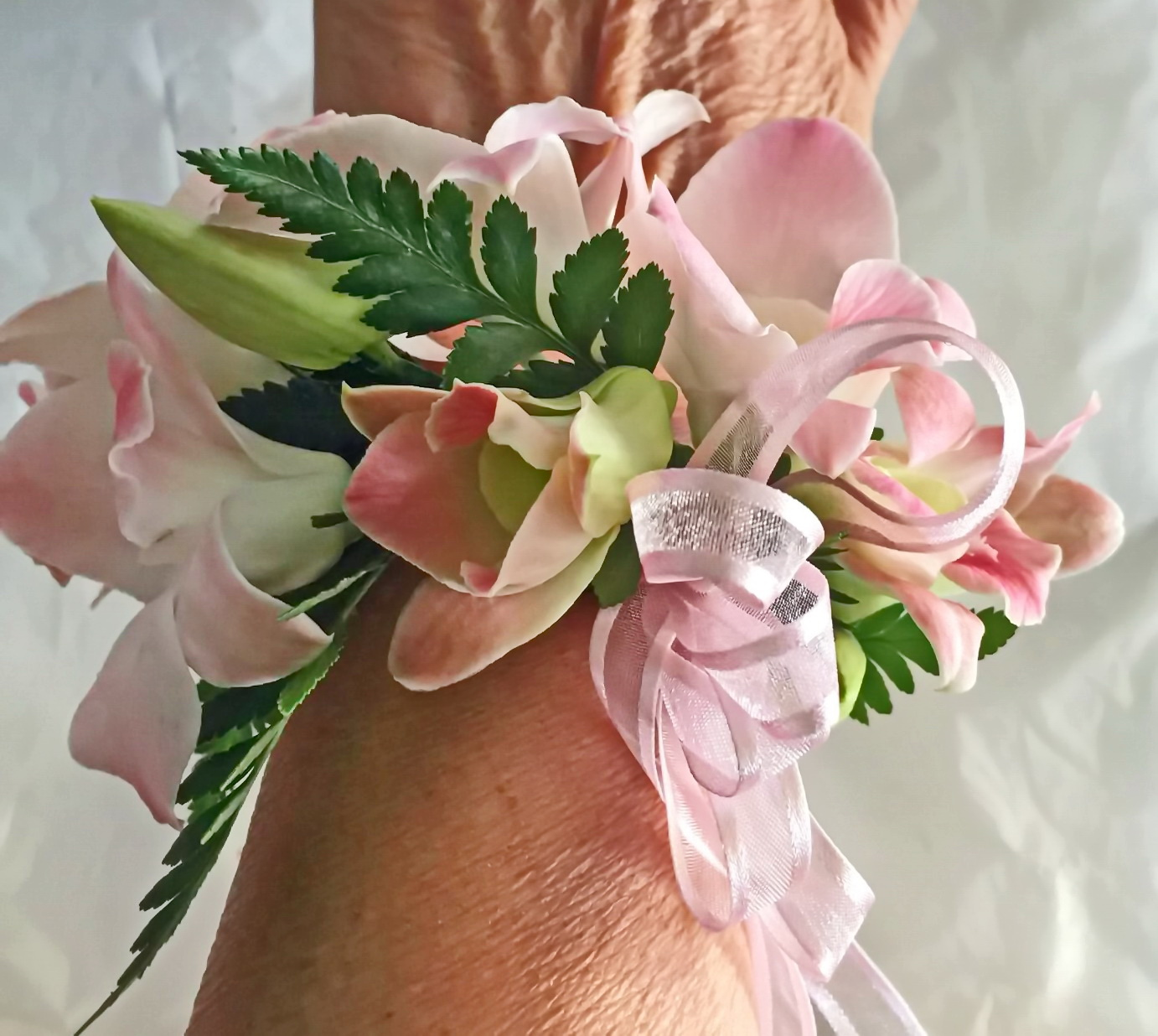 Wrist and Buttonhole $40 for both