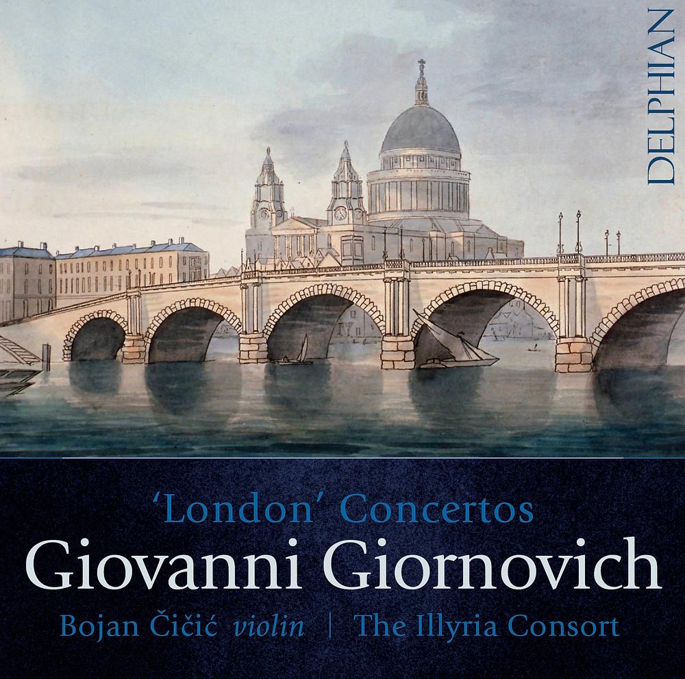 Giornovich Cicic CD cover