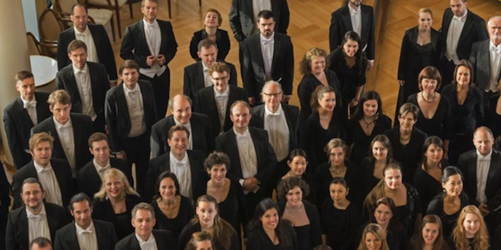 """""""Singet dem Herrn"""" with Zürcher Sing-Akademie"""