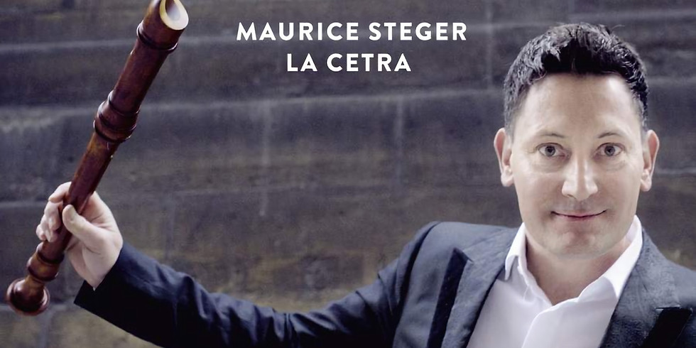 Händel is(s)t - La Cetra with Maurice Steger in Donaueschingen