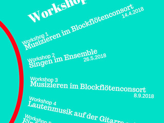 Barockcello-Workshop für Musica Antigua Winterthur