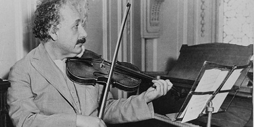 Albert Einstein: musikalische Vorlieben eines Genies