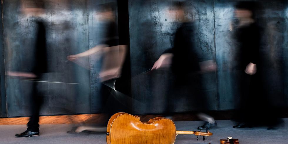 Anima Fidis Quartet in Bradford-on-Avon
