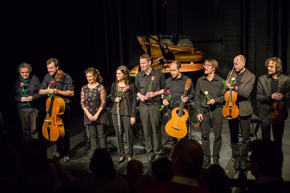 25 Jahre Ensemble TaG, Jubiläumskonzert 18.03.2018