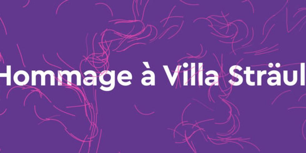 Ensemble TaG: Hommage à Villa Sträuli