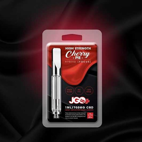 Cherry Pie 700mg CBD Vape Cartridge