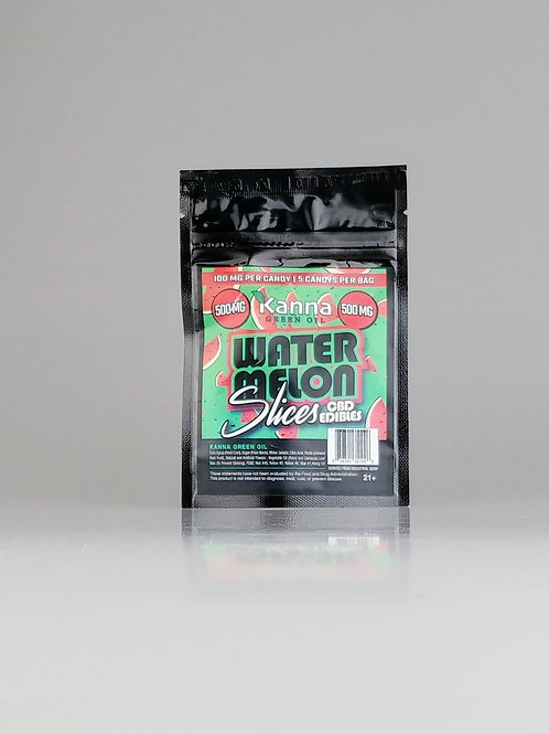 Gummy Candy 500mg Watermelon by Kanna