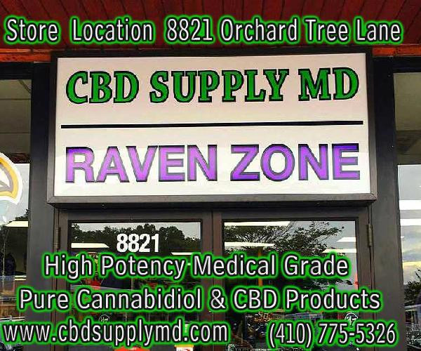 cbd oil baltimore