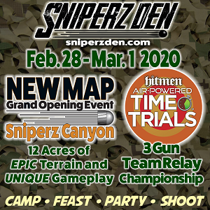 Sniperz Canyon at Sniperzden