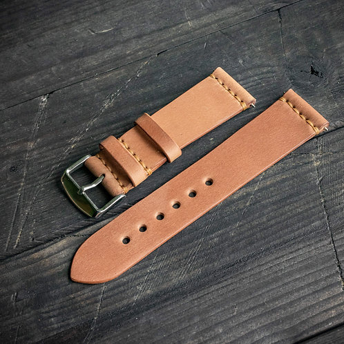 Watch strap SHELL CORDOVAN