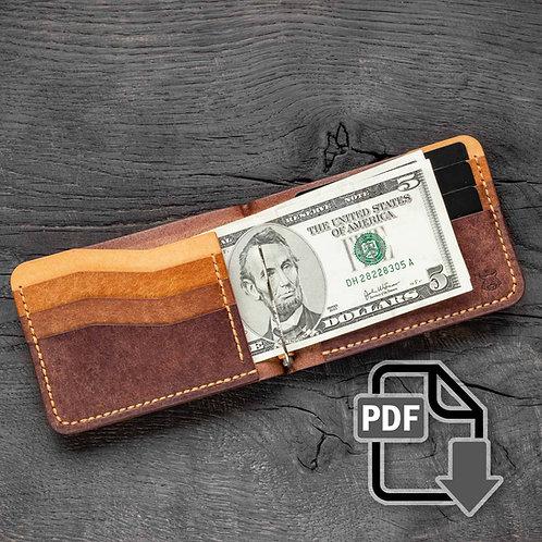 "PDF Template ""Clap v2"" wallet"