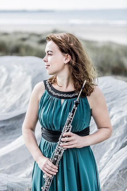 Inge Ariesen Hoboïste, hobo, althobo, oboe