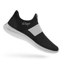 Sole Purpose Gray Running Shoes.png
