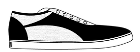 shoe design 1 black and white.png