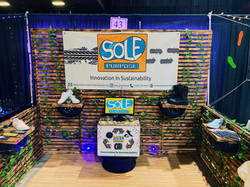Sole Purpose Booth