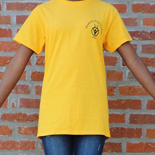 Yellow POP Shirt