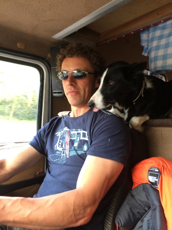 Trucking to Cheshire