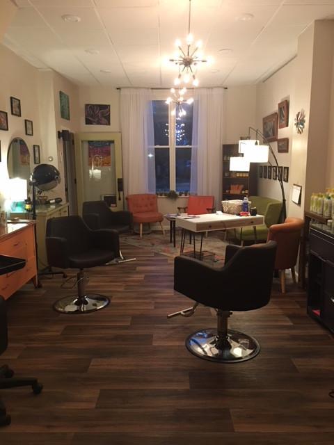 Salon Room View
