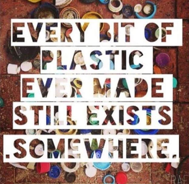 Plastic is bad