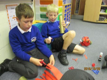 Lantern Festival in Ash Class