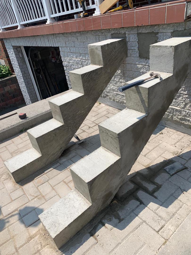 custom steps with hammer.jpg