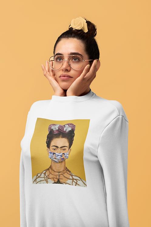 Moletom Frida Quarentena