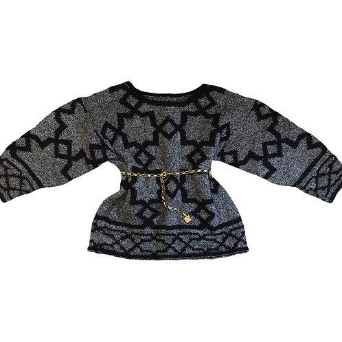 Suéter overzise M-L
