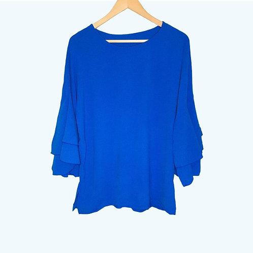 Blusa boutique Blue