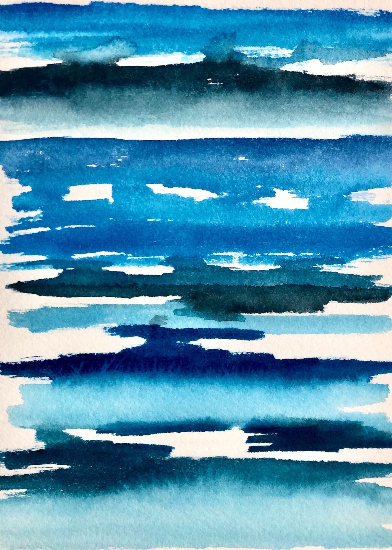 blue tide | sold