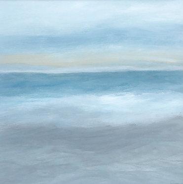 morning mist | 14x14