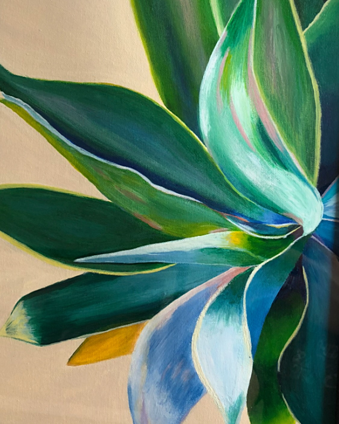agave for mom | SOLD