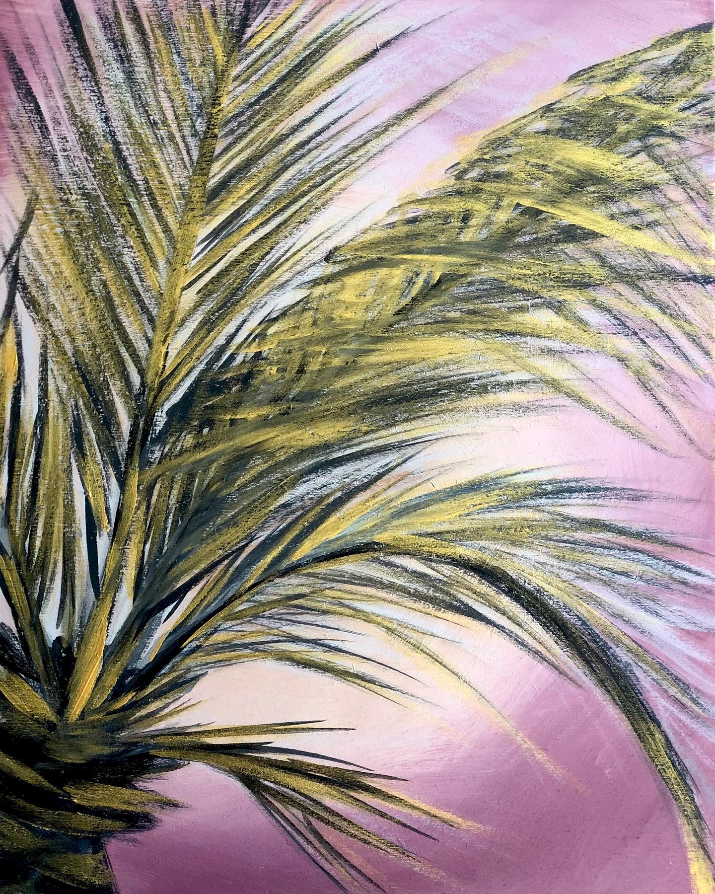 gilded palm