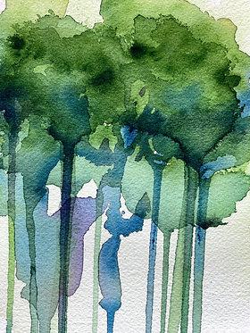 tree stand 2 | 5 x 7
