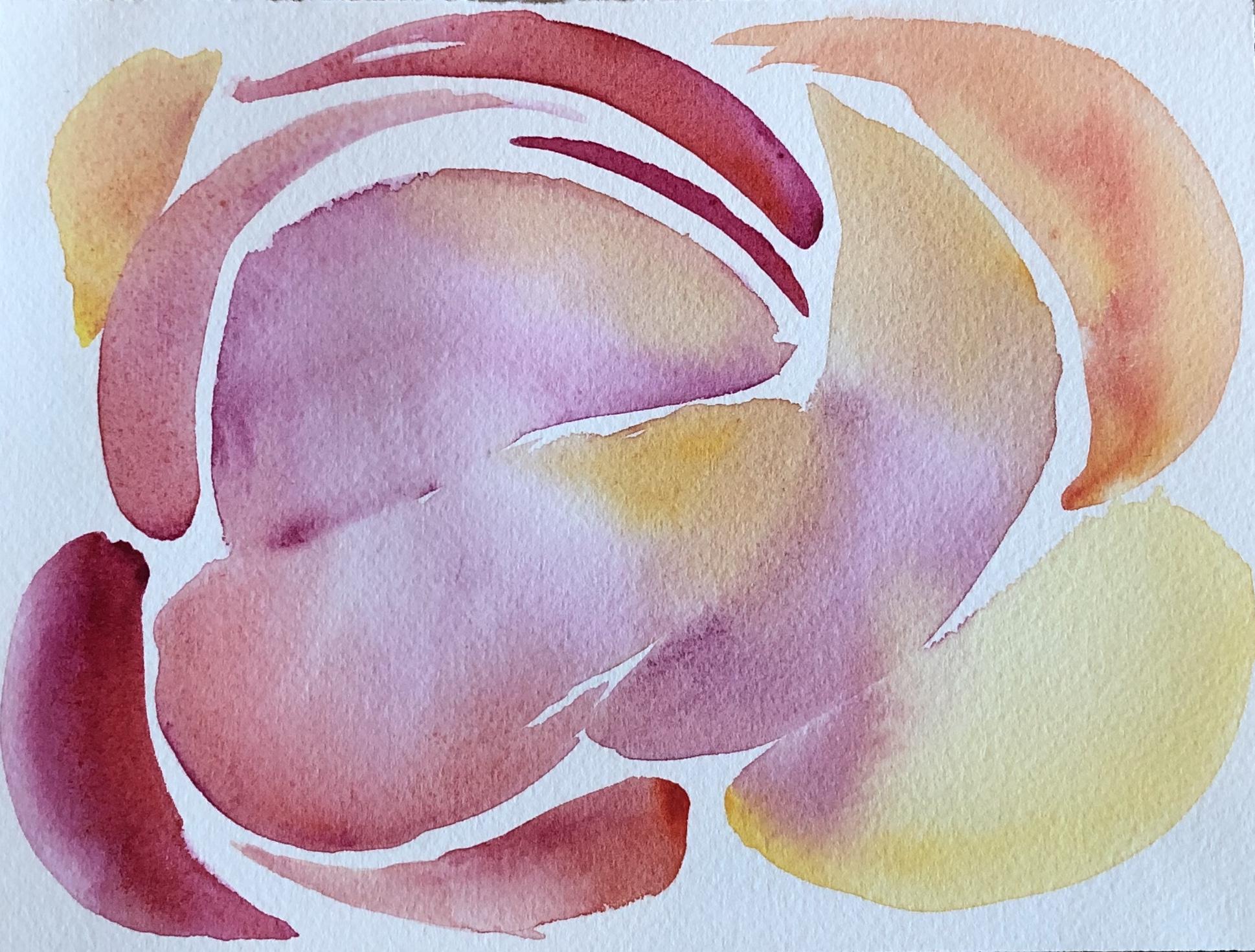 fallen petals | sold