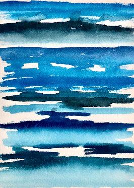 blue tide   8x10