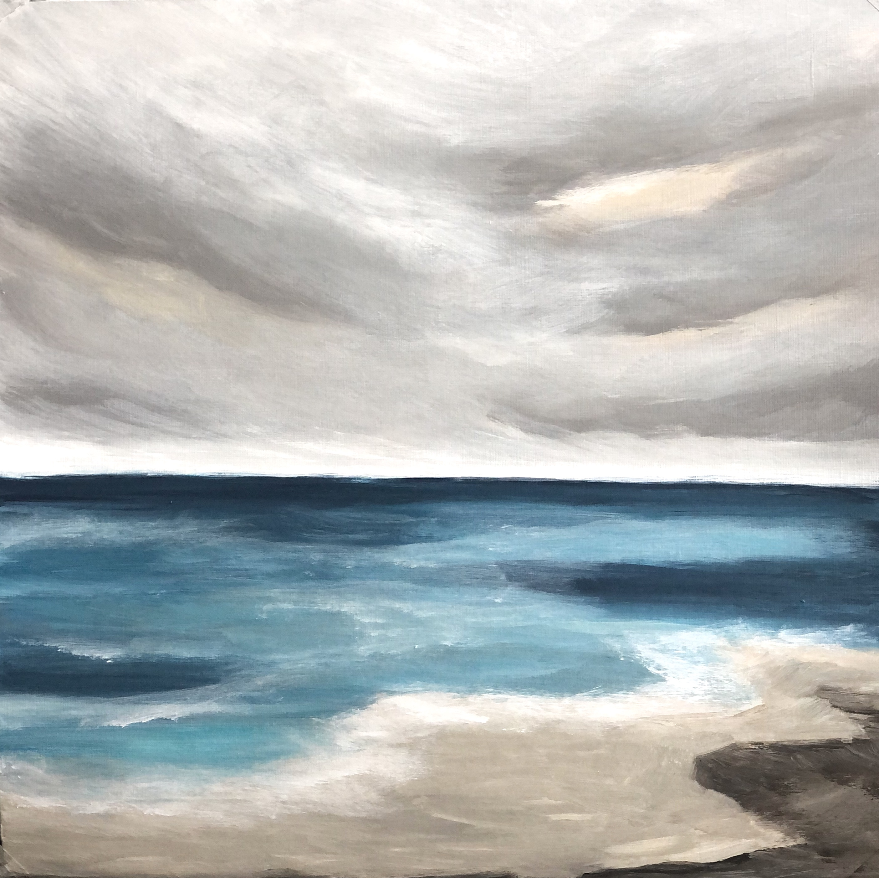 winter shore | sold