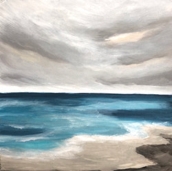 winter shore | available